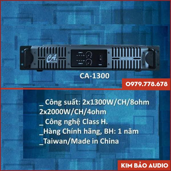 Main Công Suất CA 1300