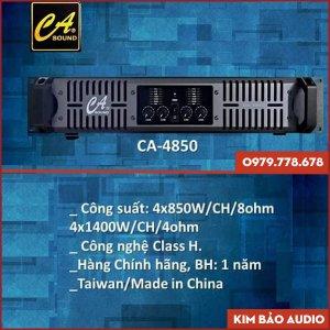 Main công suất CA 4850
