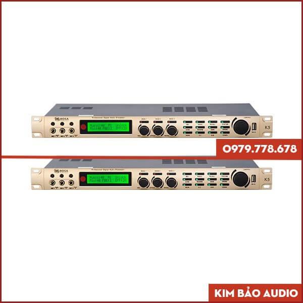 Mixer Karaoke Bosa K5