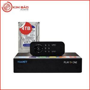 Đầu Hát Karaoke Hanet PlayX One 4T