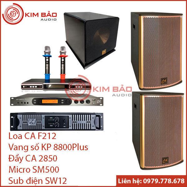 Bộ dàn Karaoke gia đình cao cấp M001