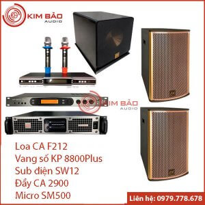 Bộ dàn Karaoke gia đình cao cấp M004