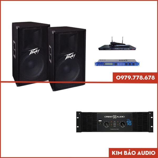 Bộ dàn karaoke JBL PV-115