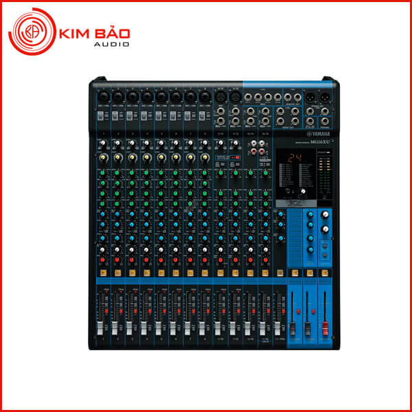 mixer Yamaha MG16XU chính hãng