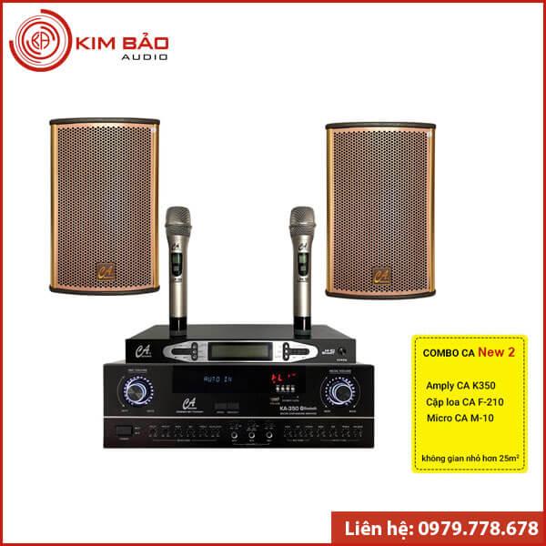 Bộ dàn Karaoke công nghệ mới