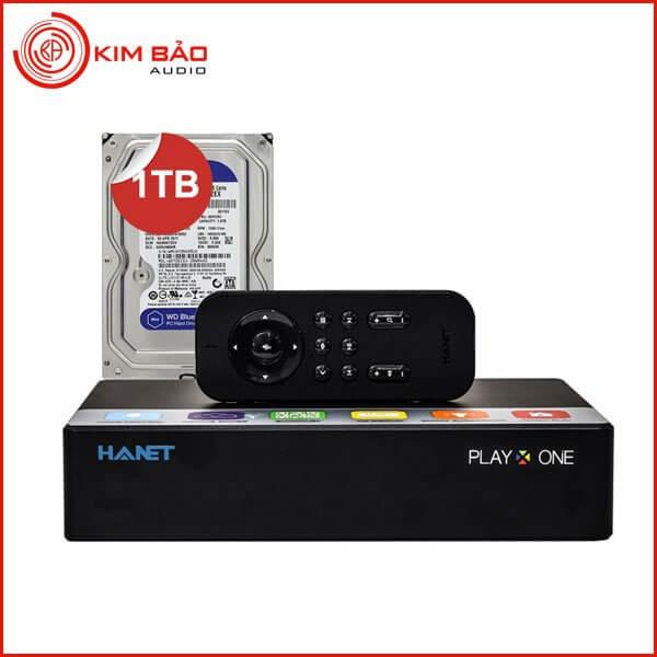 Đầu Phát Karaoke Hanet PlayX One 1T