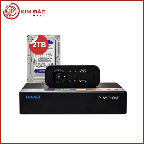 Đầu hát Karaoke Hanet PlayX One 2T