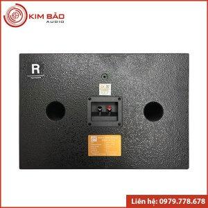 Mặt sau Loa Karaoke CA Sound K-710