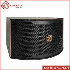 Mặt hông Loa Karaoke CA Sound K-710
