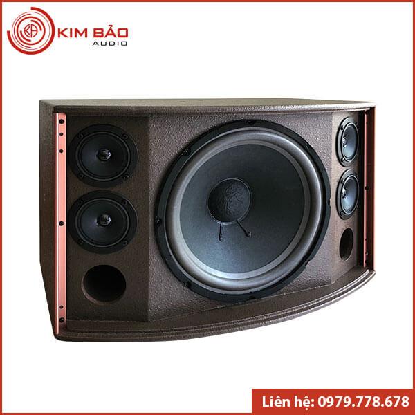 Bên trong Loa Karaoke CA Sound K312