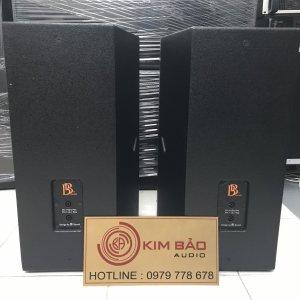 Mặt sau cặp loa BB Sound Full đơn 40