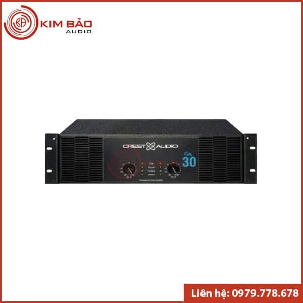 Main công suất Crest Audio CA30
