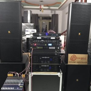 Dàn nhạc sống gia đình BB Sound