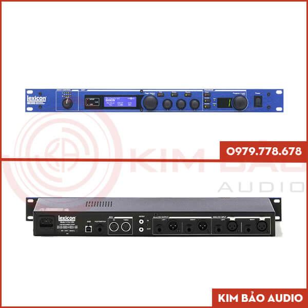 Bộ xử lý âm thanh Effect Lexicon MX300