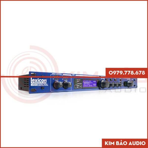 Bộ xử lý âm thanh Effect Lexicon MX400