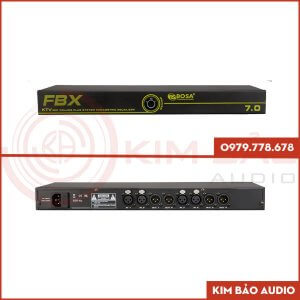 Thiết bị chống hú FBX Bosa 7.0