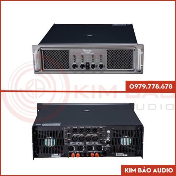 Cục đẩy - Main công suất Bosa FA9000