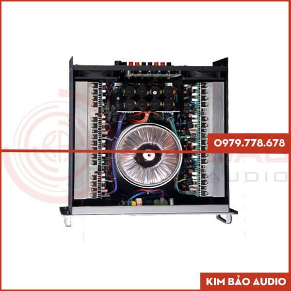 Bên trong Cục đẩy - Main công suất Bosa FA9000