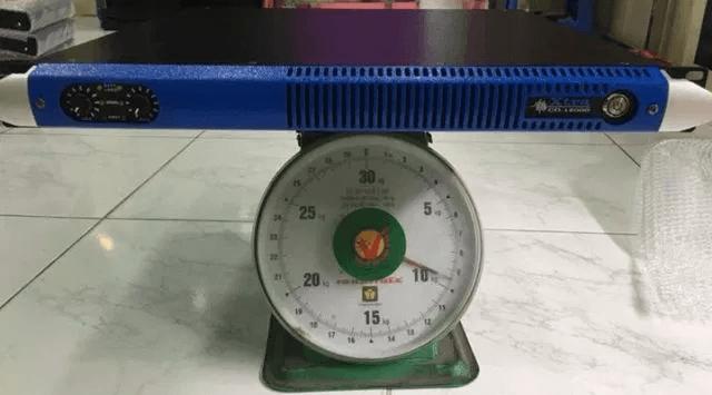 Trọng lượng Main - Cục đẩy Xtra CD 12000