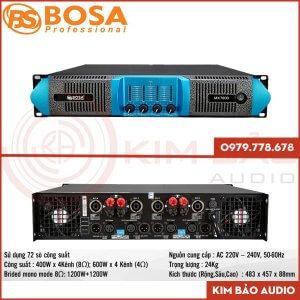 Main 4 Kênh Bosa MX7800 | Main chính hãng Bosa