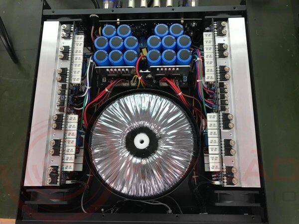 Main công suất CA Sound CA 4.6 - Chính hãng