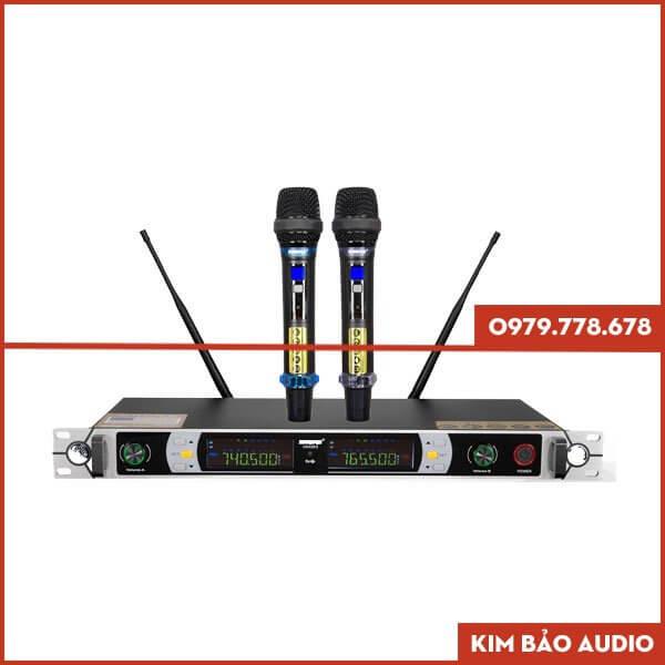 Micro không dây Shure UGX 20II