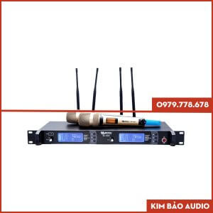 Micro không dây Bosa BS 108W