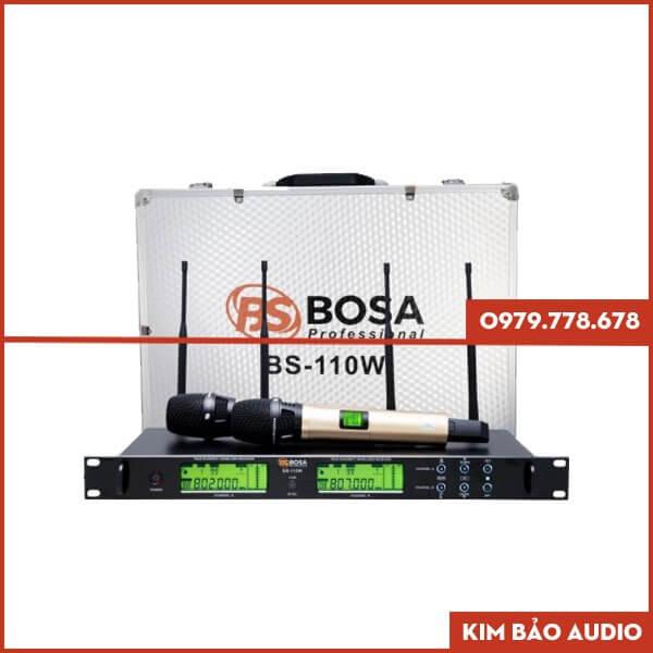 Micro không dây Bosa 111W
