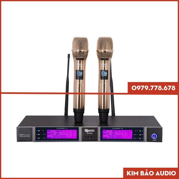 Micro không dây Bosa U9500