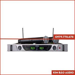 Micro Shure không dây Shure U930