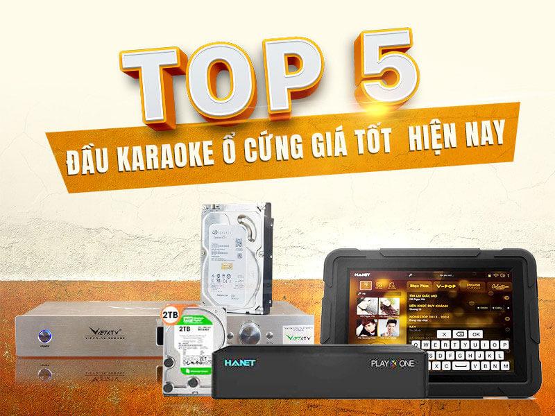 Top 5 đầu Karaoke Online tốt nhất hiện nay