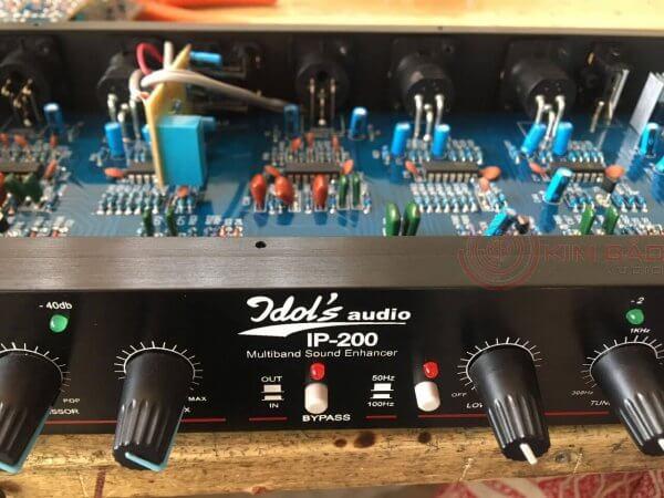 Máy nâng tiếng Idol Ip200 - Bo mạch Model ip200