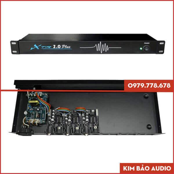 Chống hú XTR 2.0 Plus 3 Channel