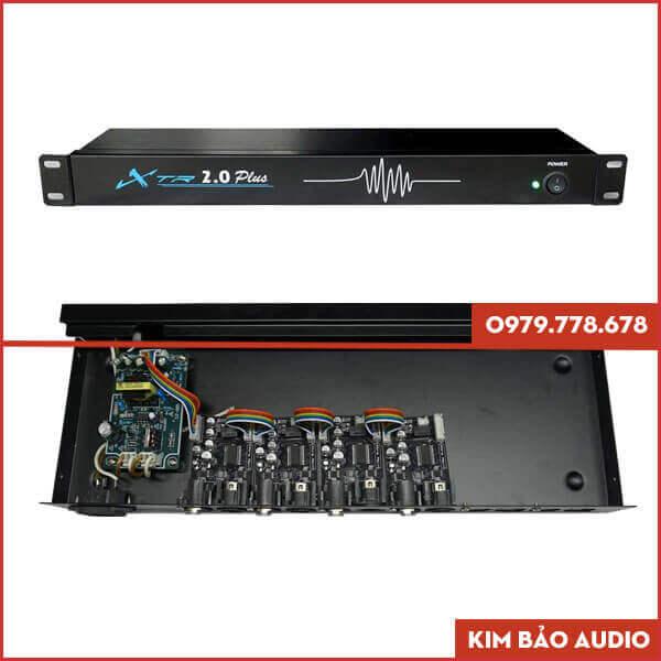 Chống hú XTR 2.0 Plus 4 Channel