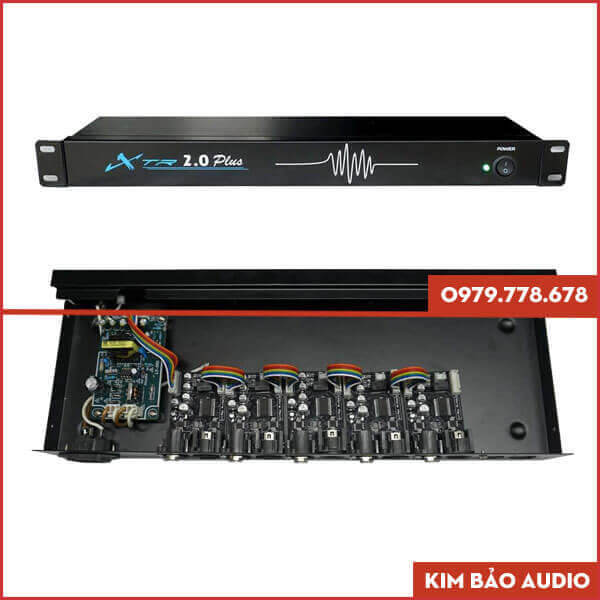Chống hú XTR 2.0 Plus 5 Channel
