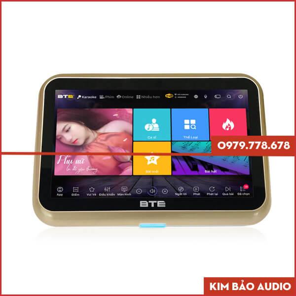 Đầu karaoke liền màn hình BTE V680