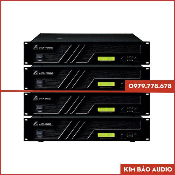Cục Đẩy công suất AgaSound Series HD