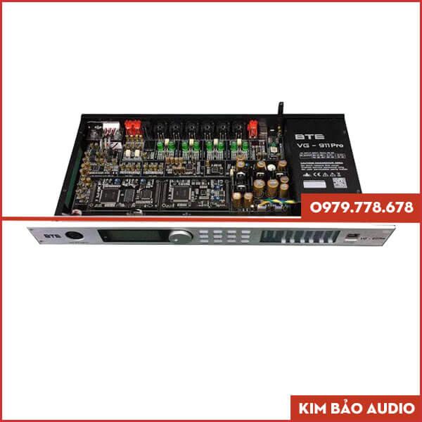 Vang số BTE VG 911 Pro linh kiện