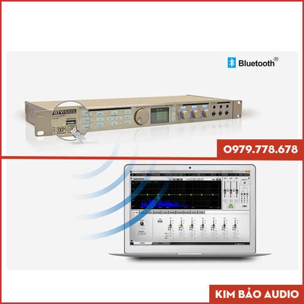 Vang số Partyhouse DAK 5000 kết nối Bluetooth
