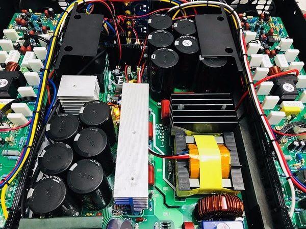 Linh kiện Main công suất Korah K6s