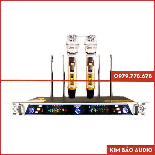 Micro Karaoke Shure UGX22