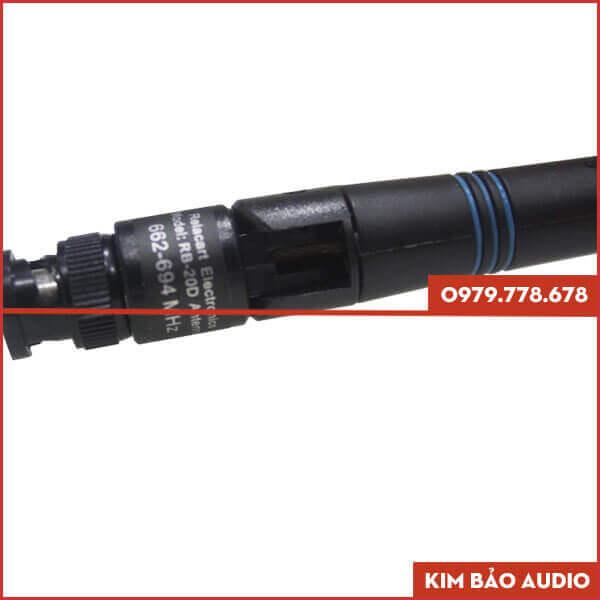 Micro không dây Relacart ER 5500 Tay cầm