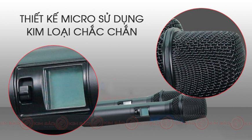 Micro không dây Relacart X10-01