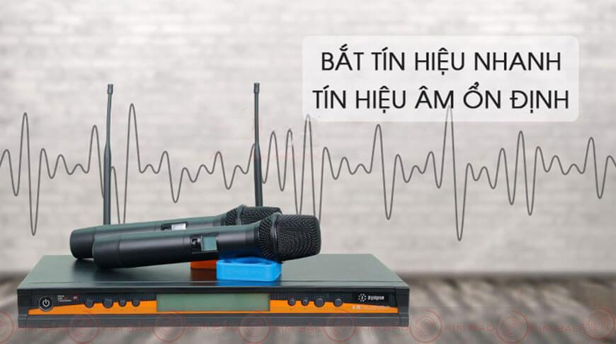 Micro không dây Relacart X10-02