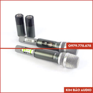 Micro không dây Kiwi A200 (Tay cầm)
