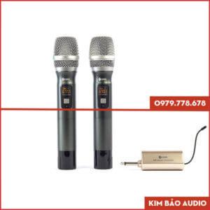 Micro Karaoke không dây Kiwi A200