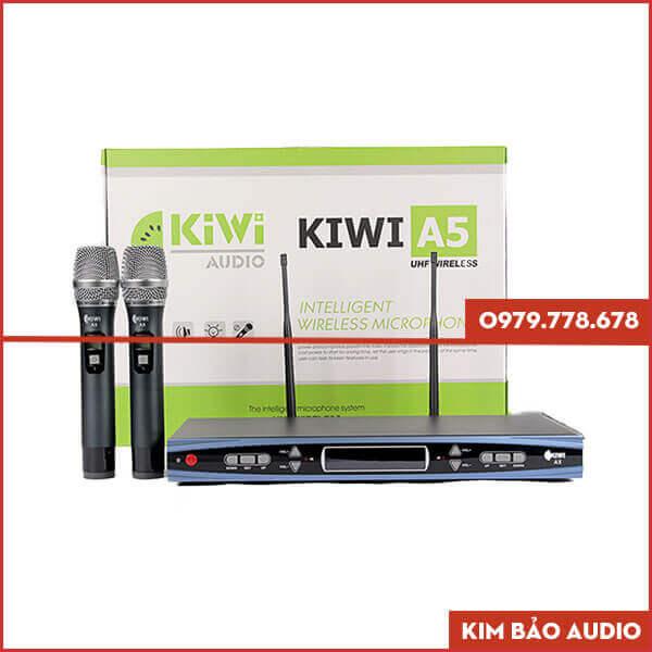 Micro không dây Kiwi A5