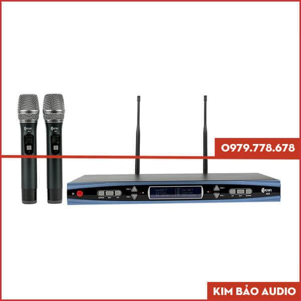 Micro không dây Kiwi A5 giá rẻ