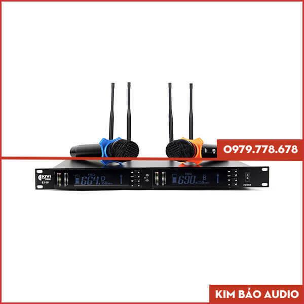 Micro không dây Kiwi E100