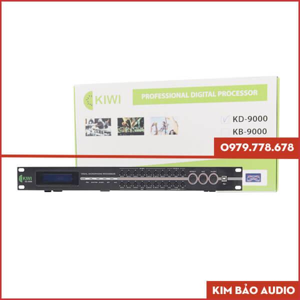 Vang số chỉnh cơ Kiwi KD 9000 (Hộp)